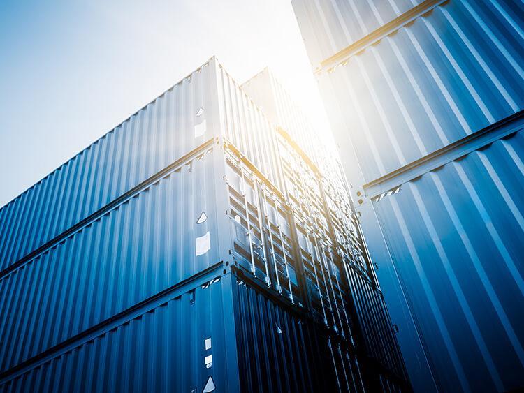 Transport kontenerowy – kontener 40' HC