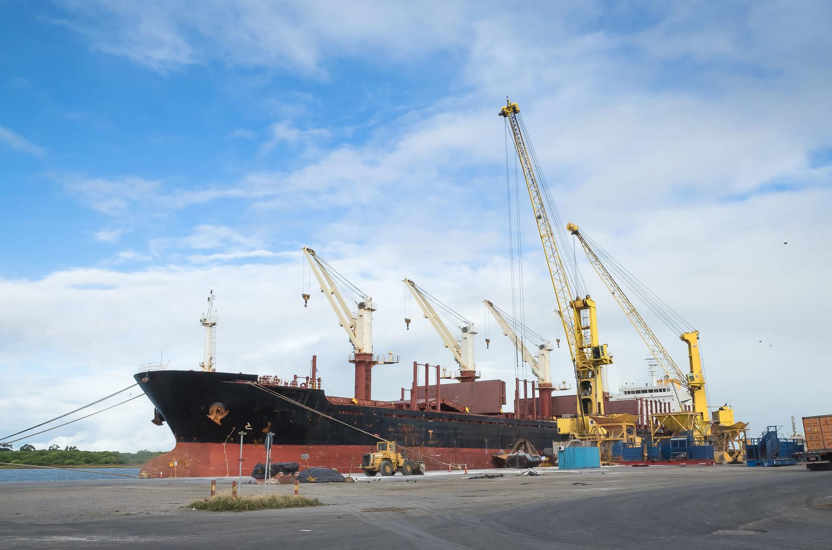funkcje logistyki morskiej