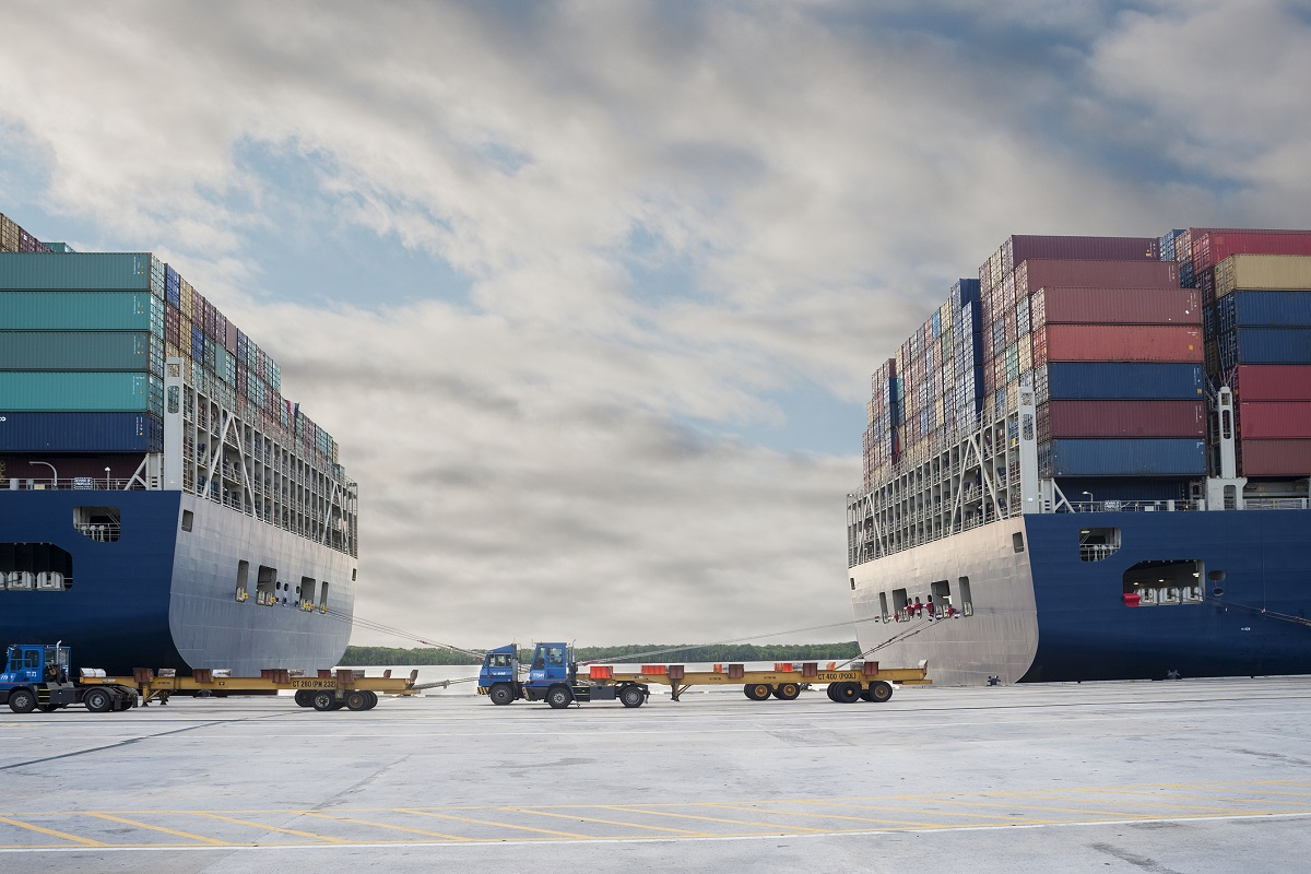 Kontenery do transportu morskiego