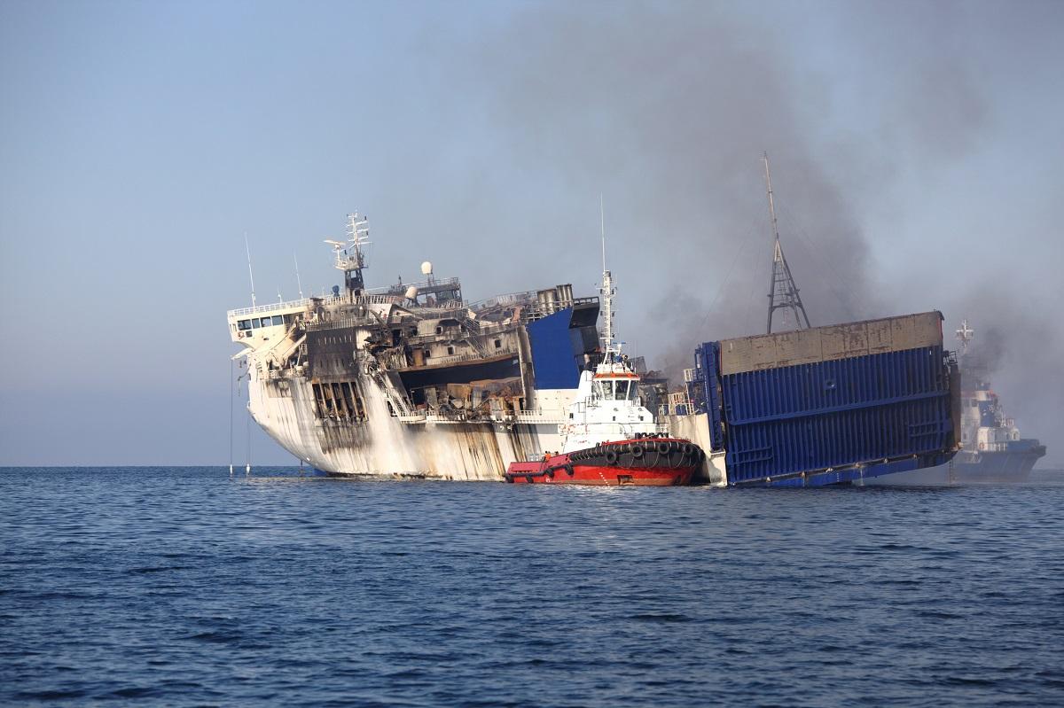 Uszkodzenie ładunku w transporcie morskim